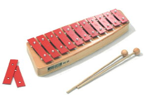 SN-NG10 ソナー・オルフ教育楽器/グロッケンシュピール 鉄琴