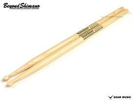 ビヨンドシマノ Beyond Shimano ドラムスティック BS140-5A / BS-145-5A USヒッコリー製で丈夫 吹奏楽部 や ポップス 系にもお勧め 激安 スティック バチ