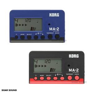 KORG コルグ 電子 メトロノーム MA-2 管楽器用 弦楽器用