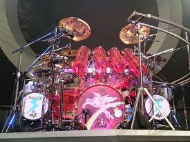 Pearl パール 真矢 レプリカ シェルキット Artisan Custom Series ドラムセット X8AC/COMP-PI ドラム LUNA SEA ルナシー