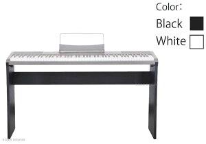 ARTESIA 電子ピアノ用 デジタルピアノ用 専用スタンド ST-1(対応モデル)PA-88W / Performer / PE-88 対応 ブラック or ホワイト