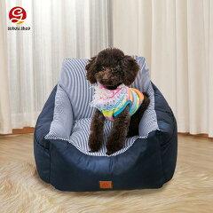 送料無料ドライブボックスペット用品ペットベッドペットクッションドライブシートベッドペット用車用カー用品中小型犬お出かけ汚れ防止リード付き