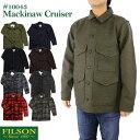 セール フィルソン FILSON マッキーノクルーザー Mackinaw Cruiser Jacket ウール 24オンス ジャケット コート アウター メンズ ( 10043 ) 【正規品】【送料無料】