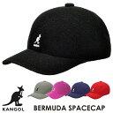 夏物最終 セール カンゴール KANGOL バミューダ スペース キャップBERMUDA SPACE CAP ハット 帽子 ツバ ブランドロゴカンガルー メンズ レディース ユニセックス 【正規品】【送料無料】【ネコポス(1点のみ)】
