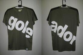 ゴレアドール G-2188-56 ビッグ ロゴ ライン プラクティス シャツ 半袖