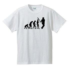 ■グラフィックTシャツ■面白Tシャツ■人類の進化(野球)■綿/ポリエステル■サイズ S〜4L■全5色■面白いTシャツ■おもしろTシャツ■大きいサイズ■ビッグサイズ■半袖■還暦・長寿のお祝いにも
