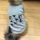 ■ぽめですが、何か?■犬種入りTシャツ■日本製ドッグウェア■ペットウェア/小型犬用品/dogwear/いぬ用/ワンちゃん用…