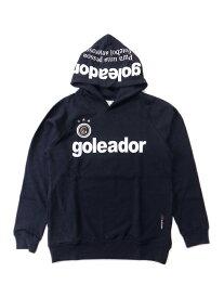 goleador ゴレアドール スウェットパーカー ネイビー G-2102-36-NVY