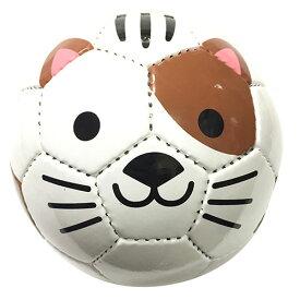 スフィーダ SFIDA FOOTBALL ZOO ネコ サッカー フットサル ミニボール 1号球 BSF-Z0006