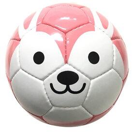 スフィーダ SFIDA FOOTBALL ZOO ウサギ サッカー フットサル ミニボール 1号球 BSF-Z0006