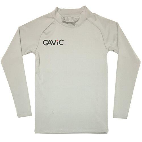ガビック GAViC サッカー フットサル ストレッチインナートップ ロング ジュニア グレー GA8801 GRY