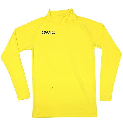 ガビック GAViC サッカー フットサル コンプレッションインナー イエロー GA8301 YEL