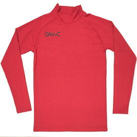 ガビック GAViC サッカー フットサル コンプレッションインナー レッド GA8301 RED