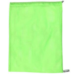 プレイヤーズ オリジナル メッシュマルチバッグ Fグリーン サッカー フットサル シューズ袋 シューズバッグ 洗濯ネット ユニフォーム入れ original multibag mesh FGRN