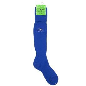 ペナルティ PENALTY ワンポイントストッキング ブルー サッカー フットサル ソックス ストッキング 靴下 PS9358 80