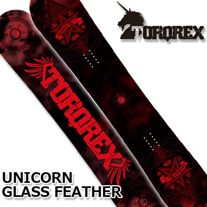 18-19 TORQREX トルクレックス UNICORN GLASS FEATHER ユニコーングラスフェザー 送料無料 割引中 即出荷