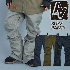 エントリー&複数店舗買いまわりでポイント最大10倍+キャッシュレス5%還元 19-20 AA ダブルエー BUZZ PANTS バズパンツ 送料無料 即出荷 購入特典多数