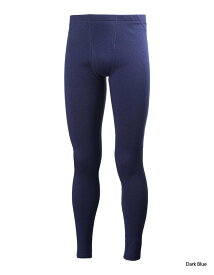 HELLY HANSEN MENS PROWOOL PANT BASE LAYER TECHNOLOGY NAVY【L/XL】HY93804