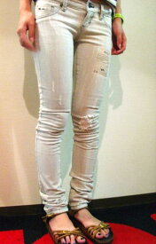 RVCA 2010 SUMMER COLLECTION WOMEN'S DENIM PANT NOVA WTO【24】