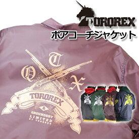 TORQREX トルクレックス ボアコーチジャケット BOA COACH JACKET スノーボード アウター