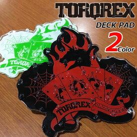 TORQREX トルクレックス DECKPAD デッキパッド メール便で送料無料