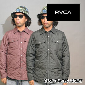 RVCA ルーカ RVCA DASH QUILTED JACKET 20%OFF