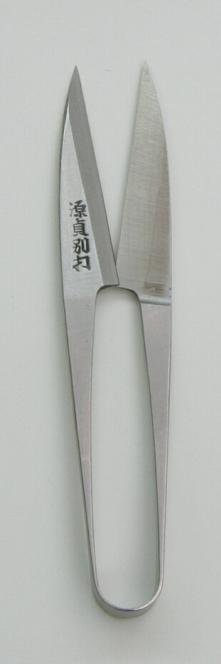 源貞別打小バサミ105mm先細(堺型)