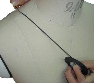 ボディラインテープBody-LineTapeICテープ巾2.0mm/16m巻黒・赤・白・青