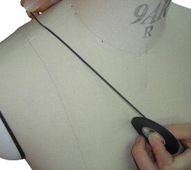 ボディラインテープBody-Line TapeICテープ巾1.5mm/16m巻黒・赤・白・青