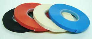 ボディラインテープBody-LineTapeICテープ巾5.0mm/16m巻黒・赤・白・青