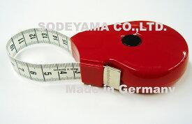 ヘキストマスhoechstmassラウンドメジャー150cmテープ巾15mm縦60mmx横78mm