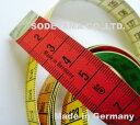 ドイツ製 ヘキストマスhoechstmassレインボーメジャー 150cmcm/cm※片面0cm部分の裏面は150cmとなります。