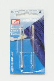 《Prym》プリム ドイツ 紐通し・ゴム通しセット全長67mm×1、全長70mm×1131 320