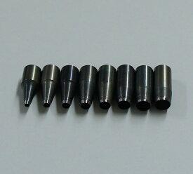 野中製作所スクリューポンチ[ネコポス対応OK] SCREW PUNCH※替刃のみ 1.2mm 1.5mm 1.8mm 2.0mm 2.5mm 3.0mm 3.5mm 4.0mm 4.5mm 5.0mm(※各サイズよりお選びください)