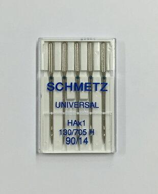 《SCHMETZ》シュメッツドイツ製家庭用ミシン針ユニバーサル(万能タイプ)UNIVERSAL130/705H