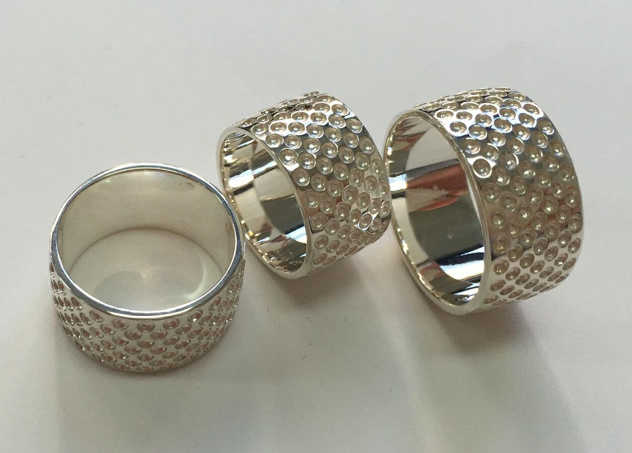 純銀製 指ぬき スターリングシルバー
