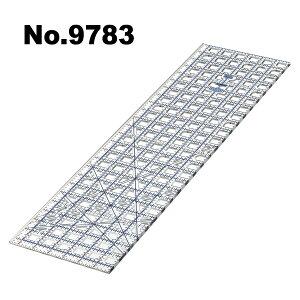ガイドカッター定規 6.5x24.5インチ(約16.5x62.2cm)トゥルーカッター(TrueCut)専用定規
