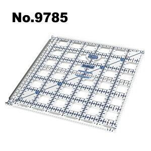 ガイドカッター定規 6.5x6.5インチ(約16.5x16.5cm)トゥルーカッター(TrueCut)専用定規