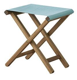 Lifestyle Collection パティオ アカシア ナチュラル 折りたたみ 小椅子 運動会 アウトドア ガーデン インテリア ライフスタイルコレクション W42×D35×H45cm ソファラボ いす イス 椅子 スツール 持ち運び 収納