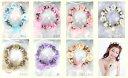 【即納】花冠・ブライダル花冠・花かんむり・フラワー・造花 ・ヘッドドレス 花冠結婚式カラー:七色 ブライズメイド ・10P03Dec16