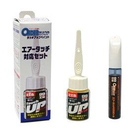 ソフト99 Myタッチアップペン(筆塗り塗料) NISSAN(ニッサン)・RBC・ラグーンブルーPM