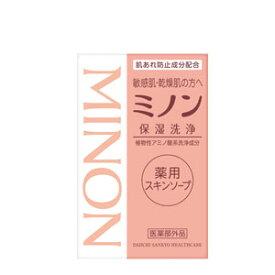 ミノン 薬用スキンソープ 80g 第一三共ヘルスケア 医薬部外品【RH】