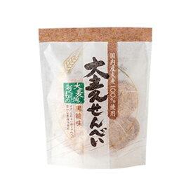 麦のいしばし 大麦せんべい 黒糖味 25g 石橋工業【RH】【店頭受取対応商品】