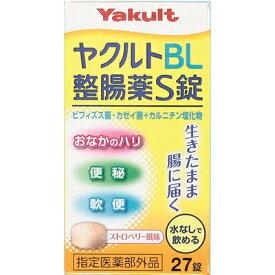 ヤクルト BL整腸薬S錠 27錠 ヤクルト【RH】