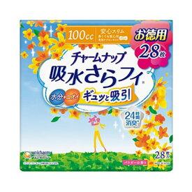 チャームナップ 吸水さらフィ 多くても安心用 28枚 ユニ・チャーム 介護用品【RH】