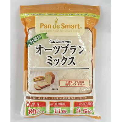 低糖質 オーツブランミックス 1kg 鳥越製粉【MB】【店頭受取対応商品】