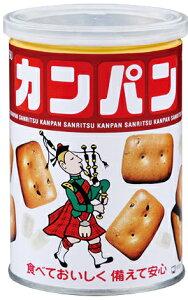 【bousai−anzen】非常食 缶入りカンパン 100g 24缶/箱 三立製菓【bousai−anzen】