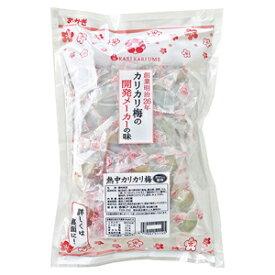 【送料無料】熱中カリカリ梅 500g 16袋/箱【ケース買い】熱中症対策