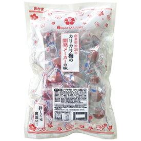【送料無料】種とりカリカリ梅 250g 16袋/箱【ケース買い】熱中症対策