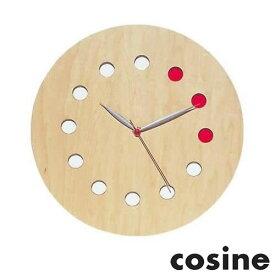 掛け時計(カラー) cosine コサイン CW-01